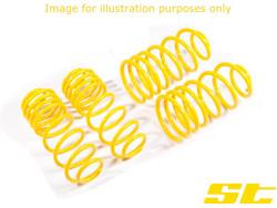 ST Suspension Lowering Springs - Audi Q3 (8U)