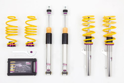 KW Variant 3 Coilovers - Audi S6 (C6)
