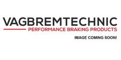 Vagbremtechnic Direct Replacement 2-Piece Front Brake Discs - Audi R8 V8 & V10