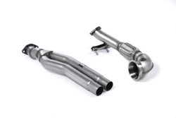 Milltek Audi RS3 8V - High Flow Downpipe Options
