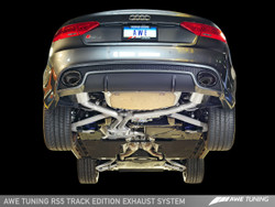 AWE Tuning RS5 Track Edition Exhaust System
