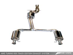AWE Tuning Audi RS5 4.2 Track Edition Exhaust
