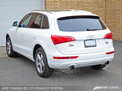 AWE Tuning Audi Q5 2.0TFSI Touring Edition Exhaust
