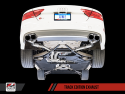 AWE Tuning S7 4.0T Track Edition Exhaust