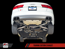 AWE Tuning S6 4.0T Touring Edition Exhaust