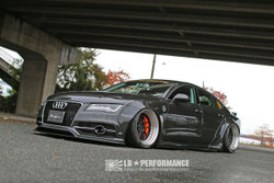 Liberty Walk Complete Bodykits - Audi A7 / S7