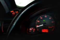 P3 VIDI Gauge for Audi A3 and S3 8L