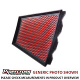 Pipercross Panel Filters - Golf Mk5