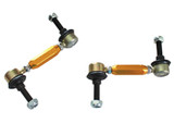 Whiteline Rear Sway Bar Link Assembly - Heavy Duty Adj Steel Ball