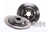 Tarox Rear Big Brake Kit - Seat Leon I Cars with vented rear discs 99-06