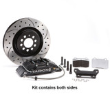 Tarox Front Big Brake Kit - Skoda Fabia II All Models 07 on - 323x28mm
