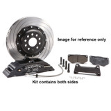 Tarox Front Big Brake Kit - Skoda Octavia II All Models 04 on - 360x26mm 2 piece