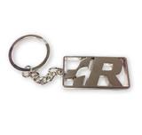Volkswagen Racing - 'R Logo' Solid Metal Keyring