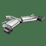 Akrapovic 'Slip On Line' Titanium Exhaust System - VW Golf Mk7 GTI