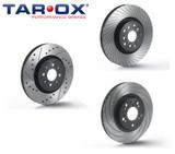 Tarox Front Brake Discs - Volkswagen Golf Mk1