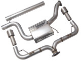 Racingline Performance Mk7 Golf GTI Cat-Back Exhaust System