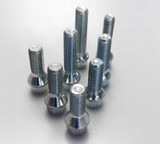 M12 Longer Wheel Bolts For Wheel Spacers (Radius Seat)
