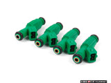 Bosch 440cc Fuel Injectors - Set of 4 - For 1.8T Engine
