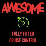 Retrofit Cruise Control - Fully Fitted - Skoda Superb Mk1