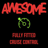 Retrofit Cruise Control - Fully Fitted - Skoda Fabia Mk2