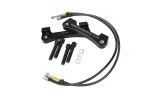 Vagbremtechnic Front Brake Adaption Kit - Allows Fitment of Porsche Boxster Calipers to 312mm OE Discs 1