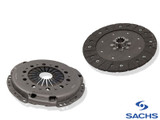 Sachs Performance Clutch Kit for Volkswagen Polo 1.6TDI
