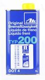 ATE Type 200 High Performance DOT4 Brake Fluid - 1 Ltr
