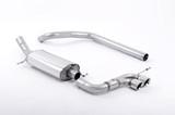 Milltek Cat-Back Exhaust System - SEAT Ibiza Cupra 1.8TFSI