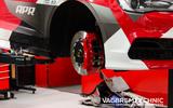 Vagbremtechnic Front Brake Kit - 8 Piston Brembo Caliper - 362x32mm 2 Piece Discs - PQ35 / MQB
