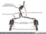 AWE Tuning Allroad B8 2.0TFSI Touring Edition Exhaust