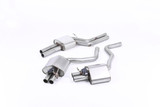 Milltek Audi RS6 (C7 + C7.5) 4.0TFSI quattro Cat-back Exhaust (Road Plus)