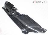 Eventuri Carbon Fibre Slam Panel Cover- Audi RS4 (B8) 4.2FSI