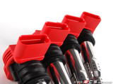 OEM Red 'R8' Ignition Coil Pack Set for 2.0T Vehicles