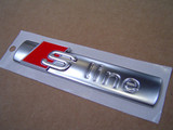 'S-Line' Rear Badge