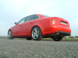Milltek Exhaust for Audi A4 2.0 TFSI B7 4WD Quattro and DTM