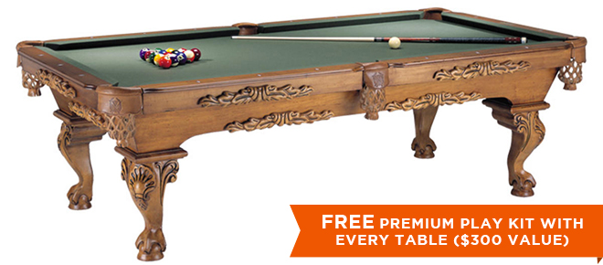 Connelly Catalina III Pool Table - Connelly catalina pool table