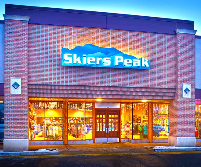 Skier's Peak Store Front