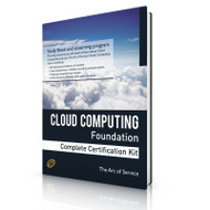 Cloud Computing Foundation Complete Certification Kit - Study Guide Book and Online Course
