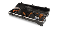 Deluxe ATA Staff Golf Travel Case