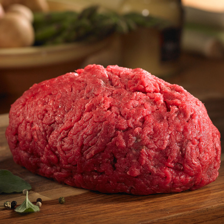 Ground Buffalo Meat, Bison Meat at Sayersbrook