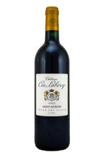 masses of lovely ripe fruit and good backbone of smooth and ripe tannins