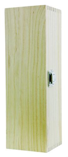 1 Bottle Wooden Wine Box