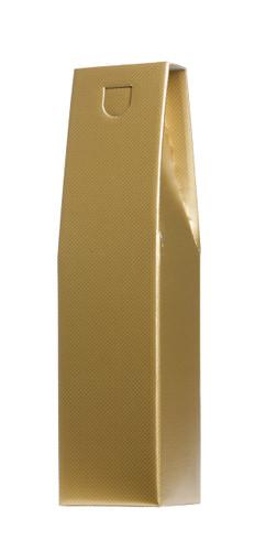 1 Bottle Wine Gift Box Gold