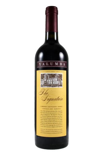 Yalumba The Signature Cabernet Sauvignon Shiraz 2009