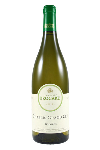 Chablis Grand Cru Les Bourgos 2011 Brocard