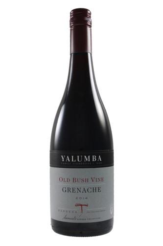 Yalumba Old Bush Vine Grenache 2014
