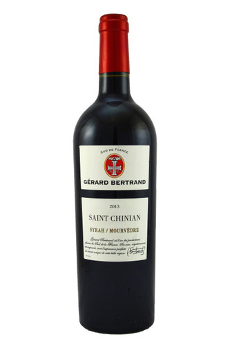 Deep red with violet glints. On the nose the wine gives a rich bouquet of forest fruits and garrigue, thyme, sage and rosemary.