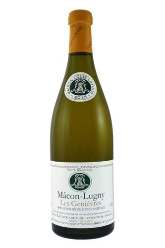 Macon Lugny Les Genievres Louis Latour 2015