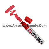 EXTRA BROAD MARKER RED XJGKS-19