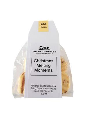 Totara Cottage Christmas Melting Moments